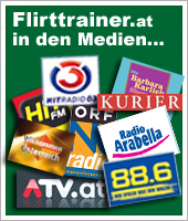 Flirttrainer.at in den Medien